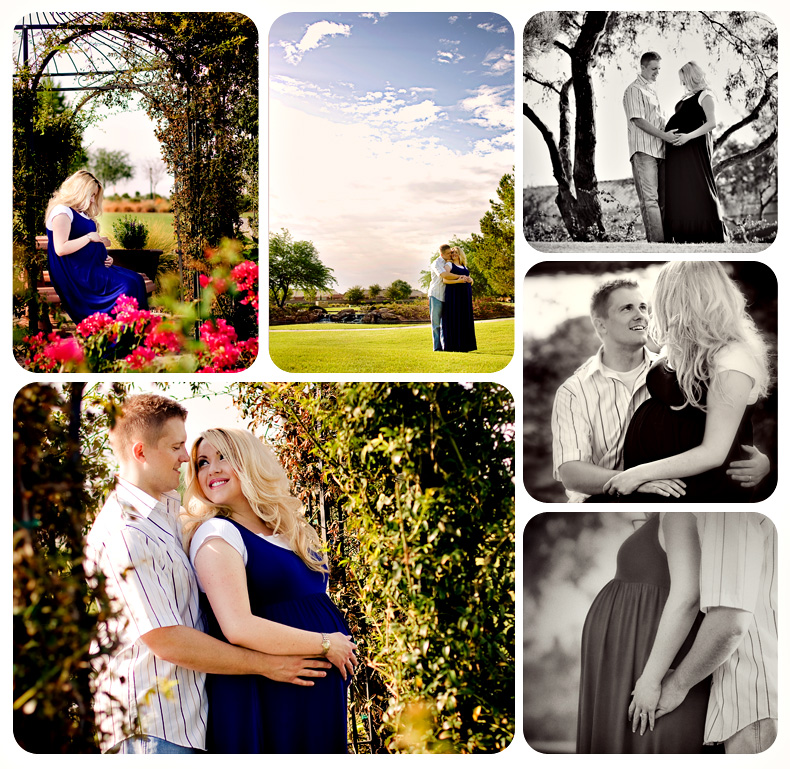 Maricopa maternity session